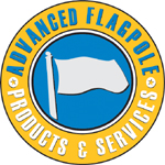 Advanced Flagpole Products and Services Logo